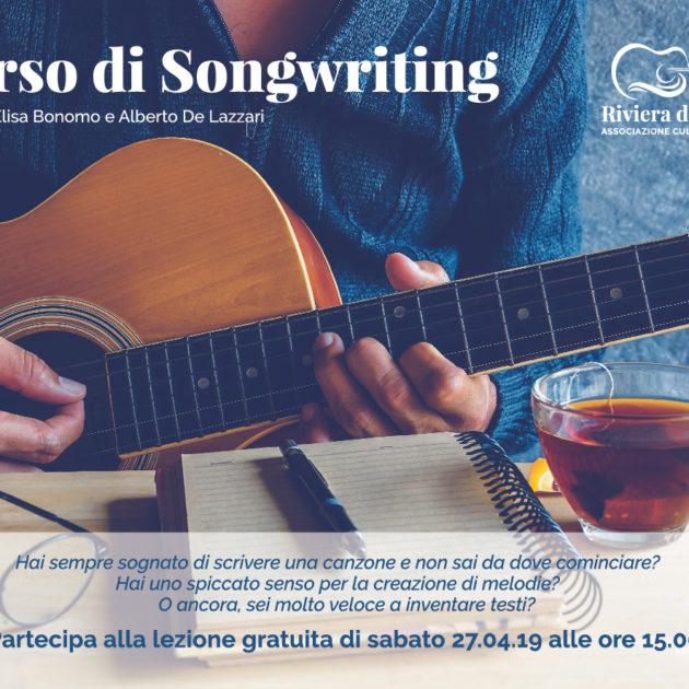 CORSO DI SONGWRITING