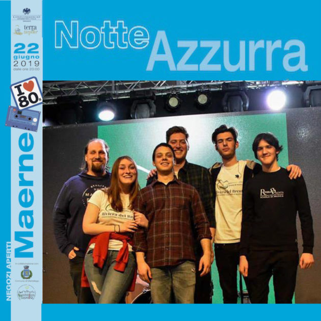 Concerto Rb Band – Notte Azzurra Maerne (Ve)