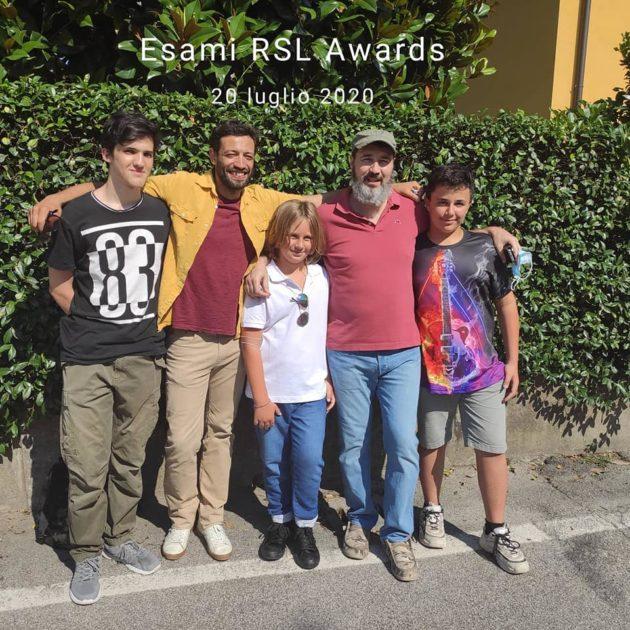 Esami RSL Awards